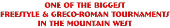 One of the Biggest Freestyle & Greco-Roman Wrestling Tournaments in the Mountain West